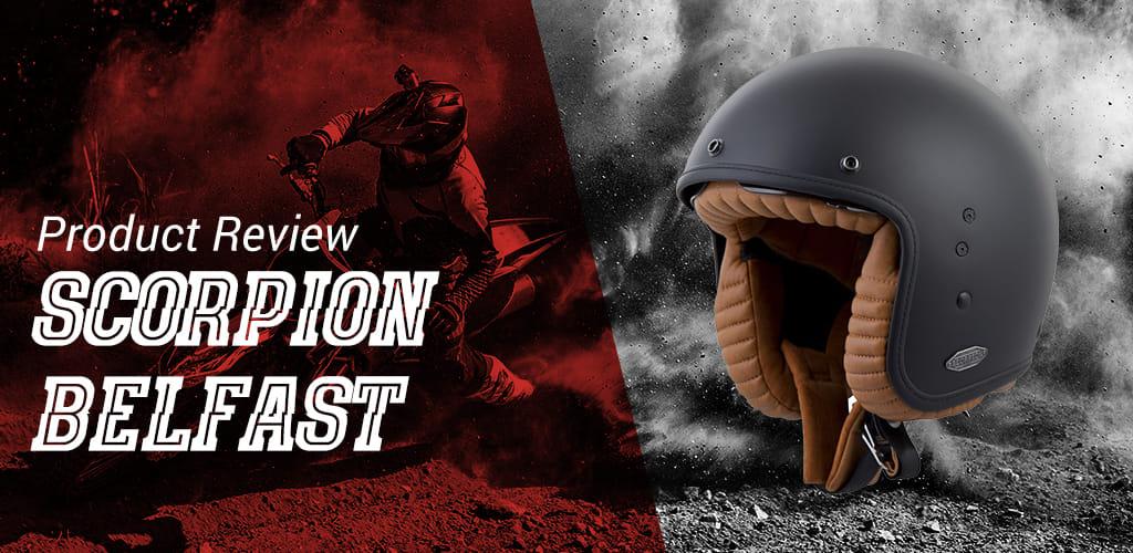 Scorpion EXO Belfast Helmet Review