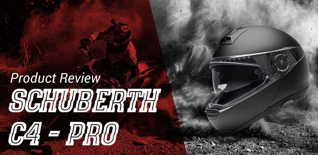 Schuberth C4 - Pro