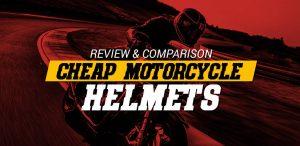 Best Cheap Motorcycle Helmets in 2021